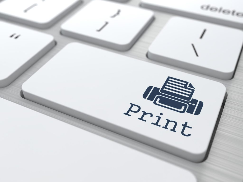 Print Button - laser toner in san antonio